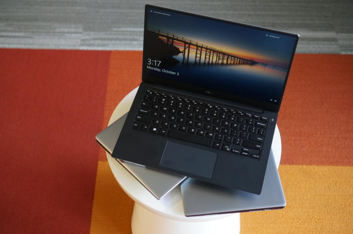 """Kaby Lake Dell XPS 13 """"width ="""" 700 """"height ="""" 465 """"/> <small class="""