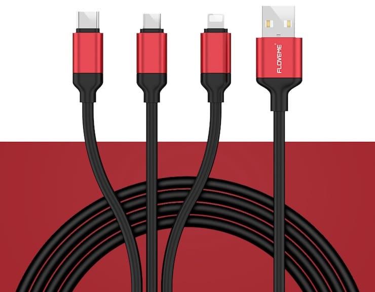 Floveme кабель для iPhone