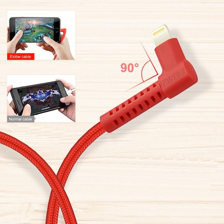 Foxsun кабель для iPhone