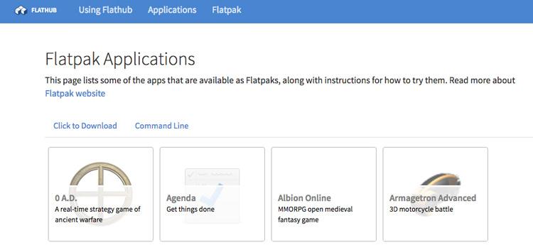 flathub-apps