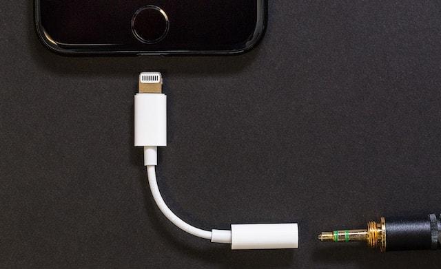 lightning adapter iphone 7