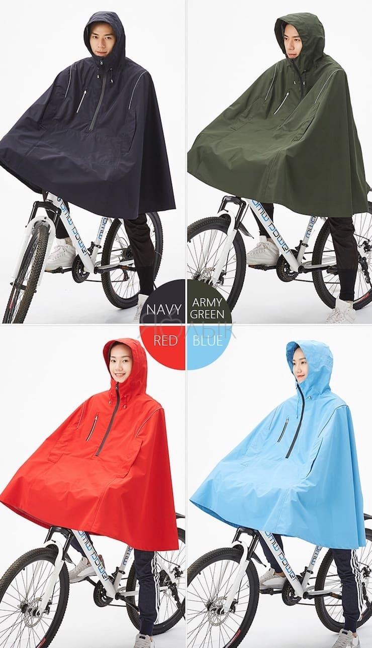 Велосипедный дождевик на AliExpress