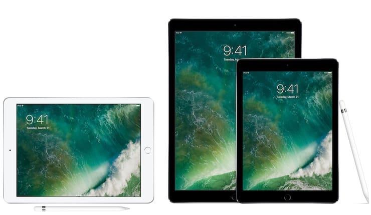Чем отличается iPad 6 (2018) от iPad Pro
