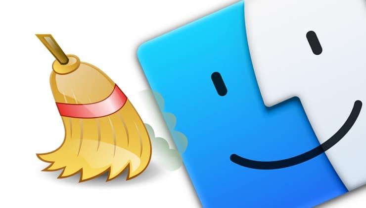 Как очистить кэш на Mac