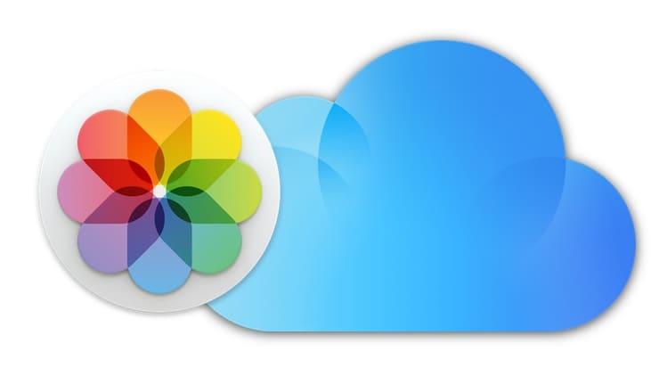 Медиатека iCloud и «Мой фотопоток»