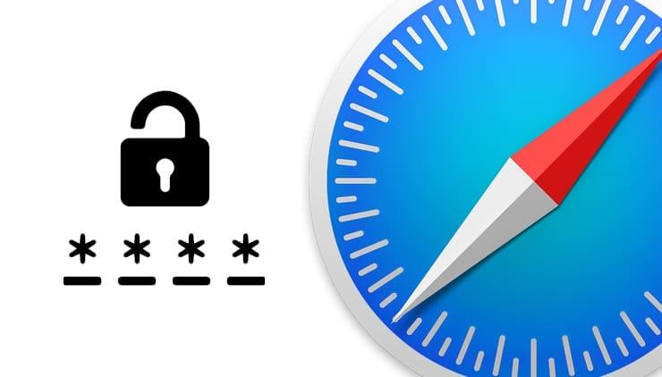 Как увидеть сохраненные в Safari пароли на iPhone и iPad