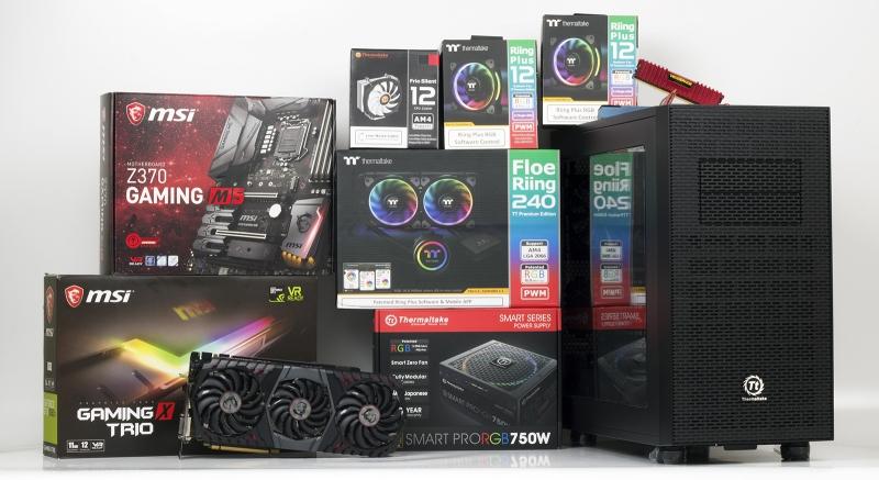 Компьютер месяца — январь 2018 года