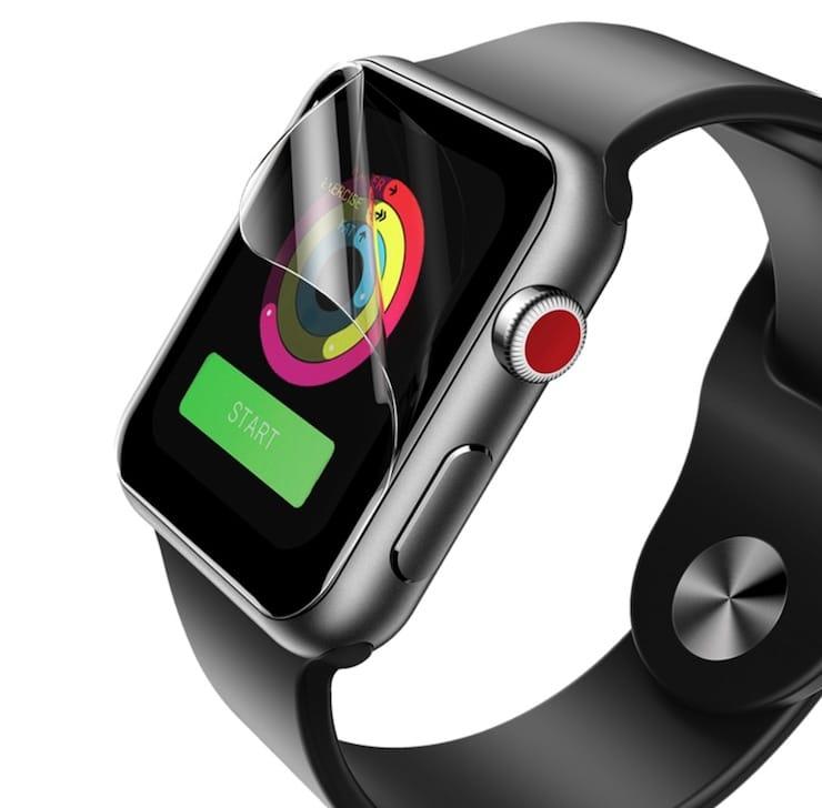 Защитная пленка для дисплея Apple Watch
