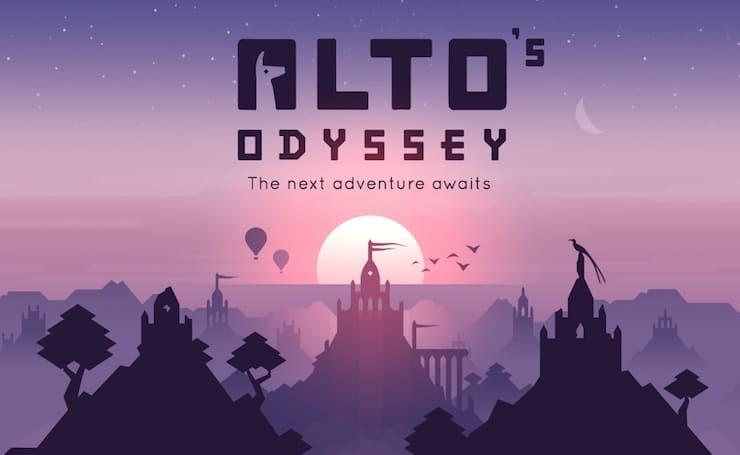 Обзор Alto's Odyssey для iPhone, iPad и Apple TV