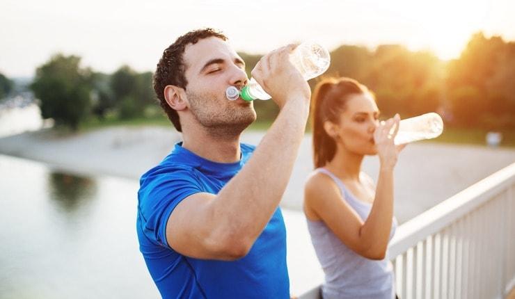 Что будет, если в течение 30 дней пить только воду