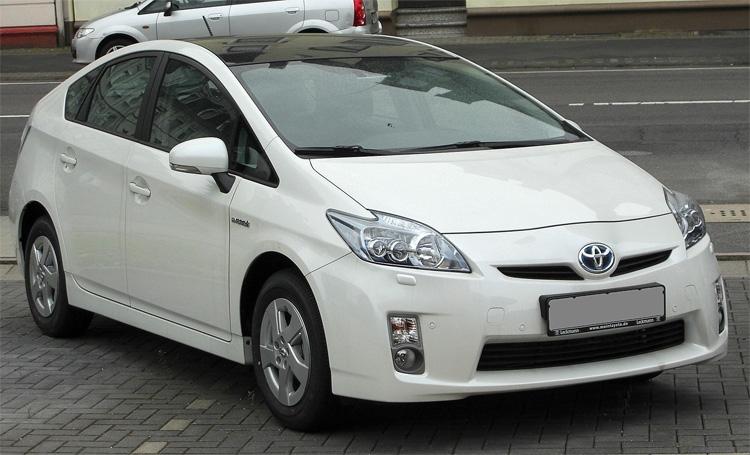 Toyota Prius первого поколения (XW30)