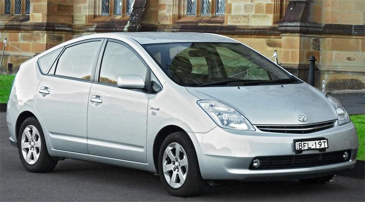 Toyota Prius первого поколения (XW20)
