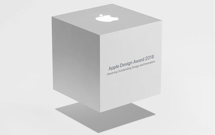 игры-победители премии Apple Design Award 2018