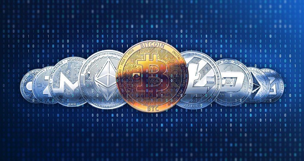 биткоин менее волатилен, чем Ethereum или Ripple