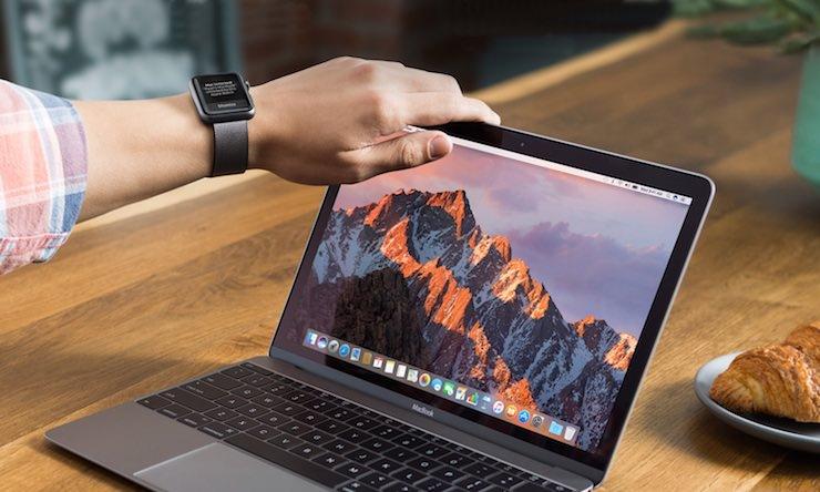 Как настроить автоматическую разблокировку Mac с Apple Watch