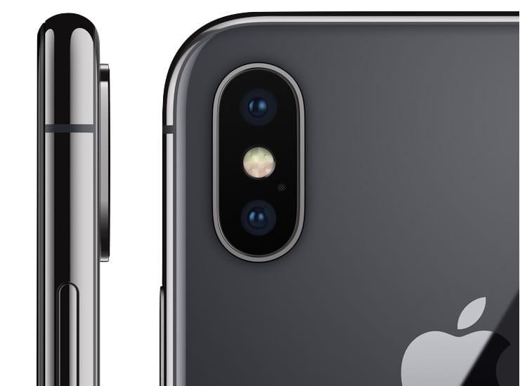 Камерыв iPhone X