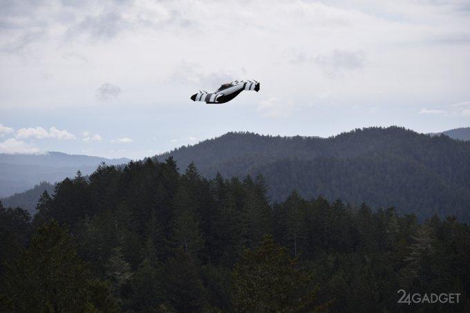 BlackFly – персональный летающий транспорт ближайшего будущего (7 фото + видео)