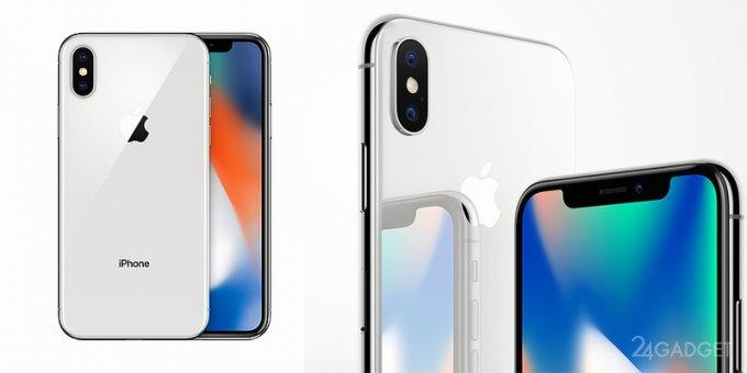 Motorola P30 позаимствовал достоинства iPhone X и Huawei P20 (7 фото)