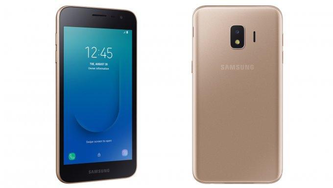 Samsung выпустил свой бюджетник Galaxy J2 Core