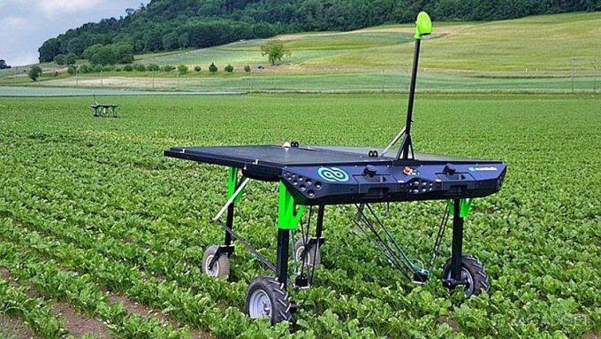 Создан робот, которого захотят иметь все фермеры (9 фото + видео)