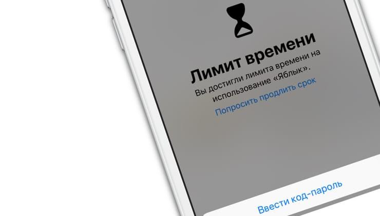 Как установить пароль на запуск (открытие) приложений на iPhone или iPad