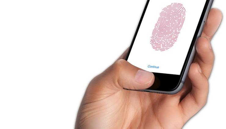 Как отключить разблокировку отпечатком пальца Touch ID