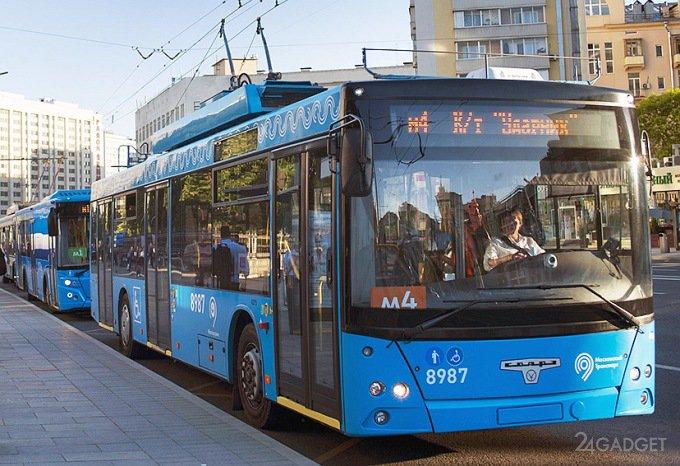 В России введут покупку билета в транспорт по распознаванию лица (3 фото)
