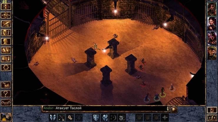 Обзор игры Baldur's Gate 2: Enhanced Edition для iPhone и iPad