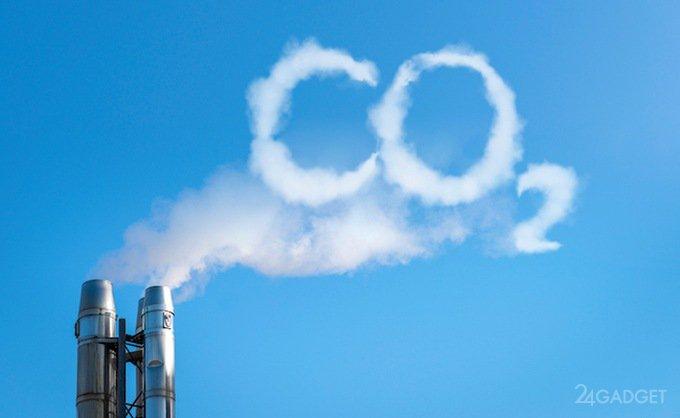 Аккумуляторам пригодится… углекислый газ