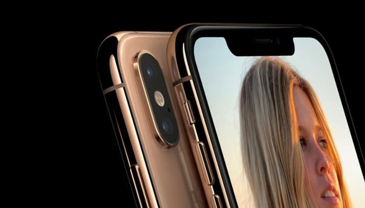 камера iPhone Xs
