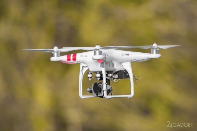 Компания GET поможет заряжать дроны в воздухе
