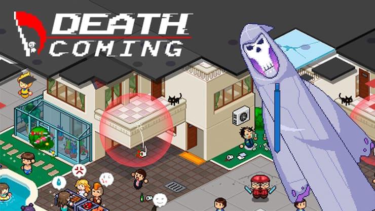 Обзор Death Coming для iPhone и iPad