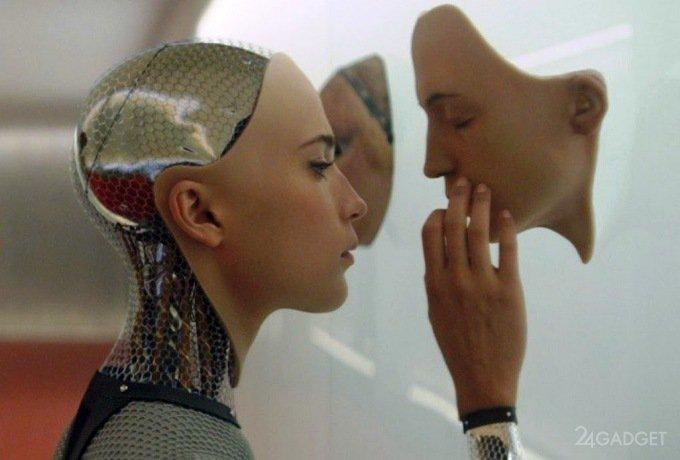 Специальная кожа всё превращает в роботов (3 фото + видео)