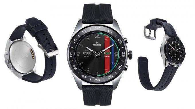 Гибридные смарт-часы LG Watch W7 проработают до 100 дней (11 фото)