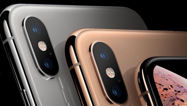 Сравнение iPhone X от iPhone XS