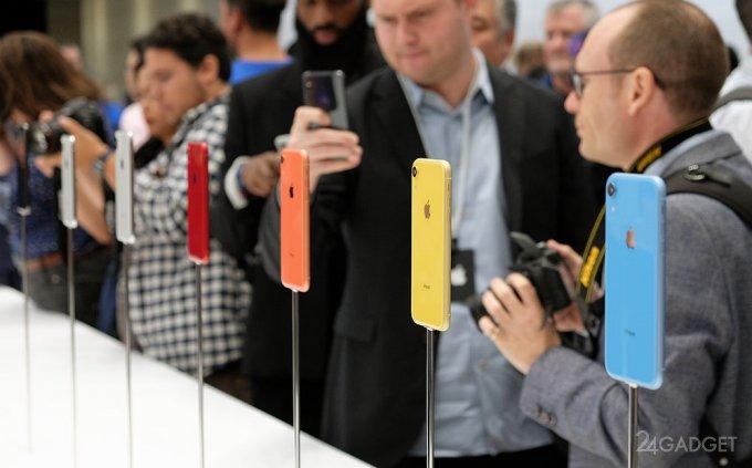 Ремонтопригодность iPhone XR порадовала специалистов iFixit (9 фото + видео)