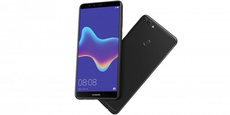 Huawei Y9 в Черную пятницу