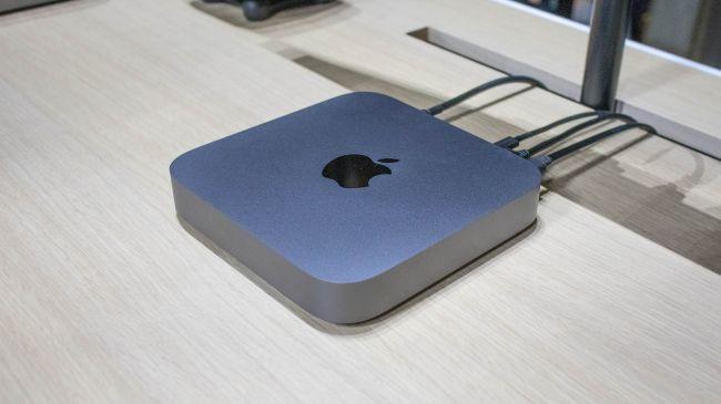 Мини-ПК Apple Mac Mini (2018)