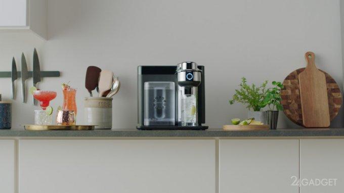 Drinkworks – домашняя машина-автомат для коктейлей (3 фото + видео)