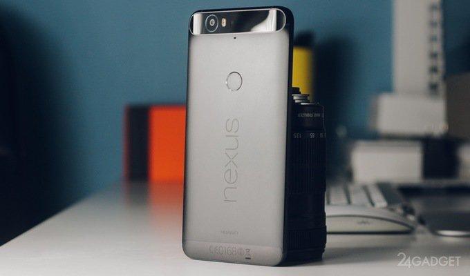Google протестирует новую ОС Fuchsia на смартфоне Huawei (3 фото)