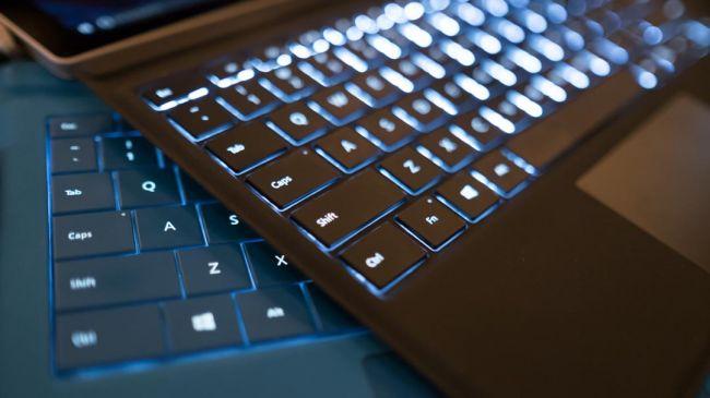 Клавиатура Type Cover для Surface Pro 4
