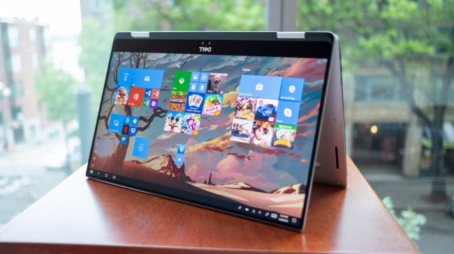 Dell XPS 15 2 in 1 (2018)