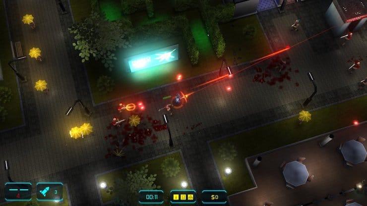 jydge - игра для iPhone и iPad