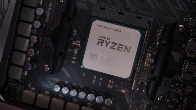 Чипсеты AMD Ryzen