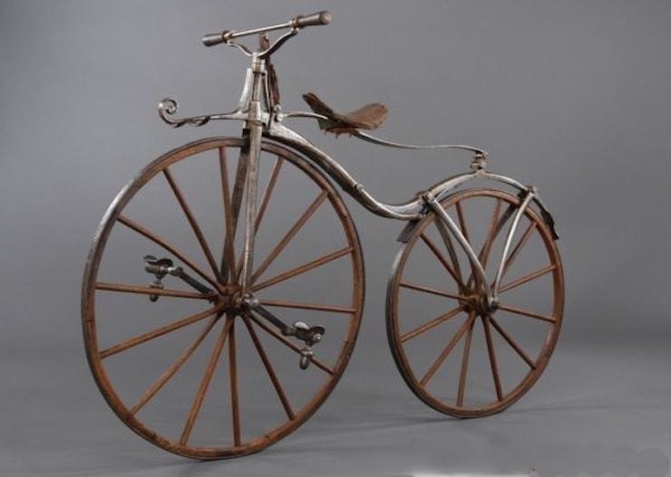 Велосипед Мишо
