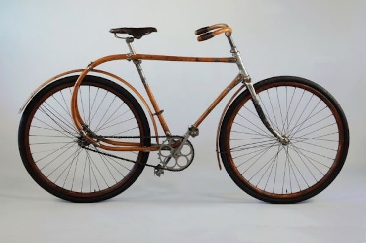 Велосипеды конца 19 века