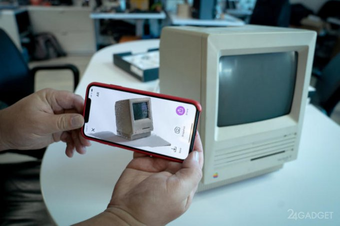 iPhone научили создавать виртуальные 3D-модели людей (4 фото + 2 видео)