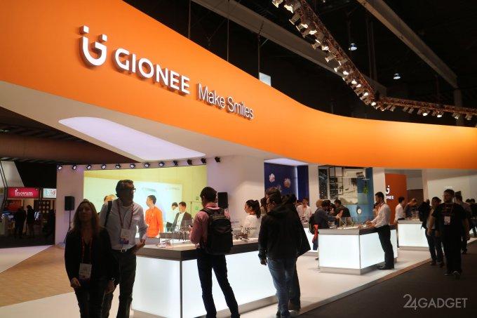 Компания Gionee, выпускающая смартфоны, признана банкротом (3 фото)