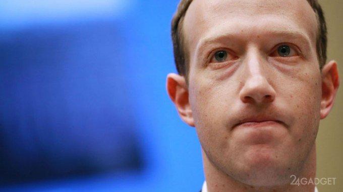 Facebook предоставлял партнерам доступ к личной переписке людей
