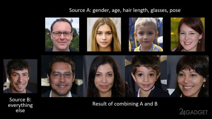 ИИ создаёт пугающе реалистичные фото несуществующих людей (3 фото + видео)